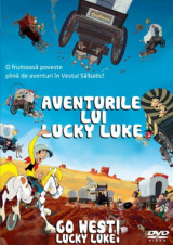 Aventurile lui Lucky Luke / Tous à l'Ouest: Une aventure de Lucky Luke - DVD