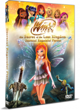 Winx Club: Secretul Regatului Pierdut / Winx Club: The Secret of the Lost Kingdom - DVD