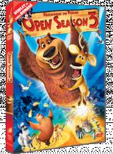 Nazdravanii din Padure 3 / Open Season 3 - DVD