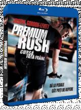 Cursa fara frane / Premium Rush - BLU-RAY