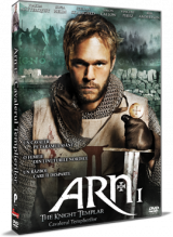 Arn 1: Cavalerul Templierilor / Arn 1: The Knight Templar - DVD