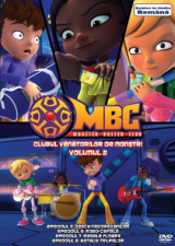 Clubul Vanatorilor de monstri / Monster Buster Club - Volumul 2 - DVD