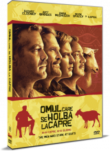 Omul care se holba la capre / The Man Who Stare at Goats - DVD