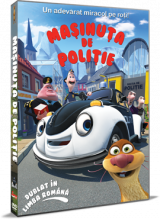 Masinuta de Politie / Ploddy - The Police Car - DVD