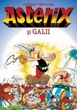 Asterix si Galii / Asterix le Gaulois - DVD