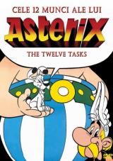 Cele 12 munci ale lui Asterix / Les 12 travaux d'Asterix - DVD