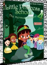 Scoala Micilor Printese 4 / Little Princess School 4: The Mermaid Student - DVD