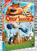 Nazdravanii din Padure 2 / Open Season 2 - DVD