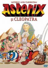 Asterix si Cleopatra / Asterix et Cleopatra - DVD