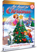 Un inger de Craciun / An Angel for Christmas - DVD