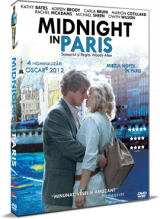 Miezul noptii in Paris / Midnight in Paris - DVD