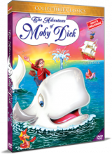 Moby Dick / The Adventures of Moby Dick - DVD