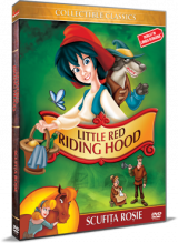 Scufita Rosie / Little Red Riding Hood - DVD
