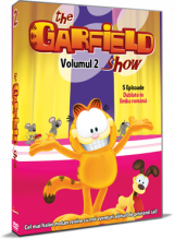 Garfield / The Garfield Show - Sezonul 1 - Volumul 2 - DVD