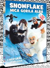 Snowflake, Mica Gorila alba / Snowflake, the White Gorilla - DVD