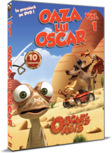 Oaza lui Oscar / Oscar's Oasis - Volumul 1 - DVD