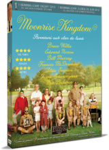 Aventuri sub clar de luna / Moonrise Kingdom - DVD