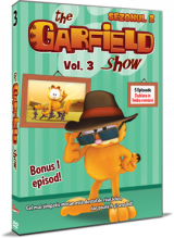 Garfield / The Garfield Show - Sezonul 2 - Volumul 3 - DVD