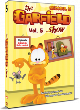 Garfield / The Garfield Show - Sezonul 2 - Volumul 5 - DVD