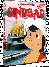 Aventurile lui Sinbad / Adventures of Sindbad  - DVD