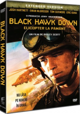 Elicopter la pamant! / Black Hawk Down - DVD