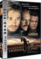 Legendele Toamnei / Legends of the Fall - DVD