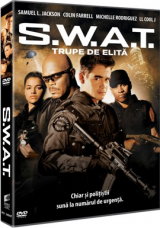 S.W.A.T.: Trupe de elita / S.W.A.T. - DVD