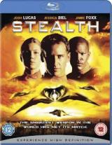 Stealth: Pericol Invizibil / Stealth - BLU-RAY
