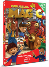 Caruselul Magic / Magic Roundabout - DVD 1