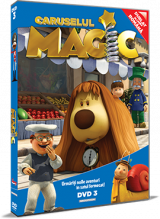 Caruselul Magic / Magic Roundabout - DVD 3