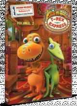 T-Rex Express Volumul 2 - DVD