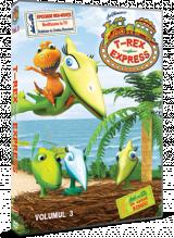 T-Rex Express Volumul 3 - DVD