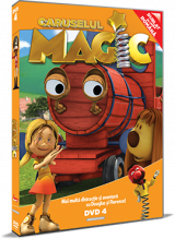 Caruselul Magic / Magic Roundabout - DVD 4