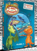T-Rex Express Volumul 6 - DVD