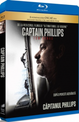 Capitanul Phillips / Captain Phillips - BLU-RAY