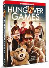 O altfel de... mahmureala / The Hungover Games - DVD