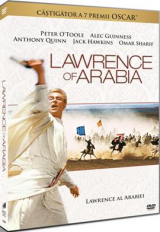Lawrence al Arabiei / Lawrence of Arabia - DVD