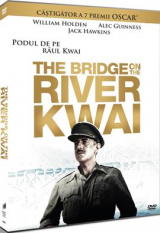 Podul de pe raul Kwai / The Bridge on the River Kwai - DVD