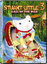 Stuart Little 3: In salbaticie / Stuart Little 3: Call of the Wild - DVD