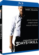 Condamnat sa ucida / 3 Days to Kill - BLU-RAY