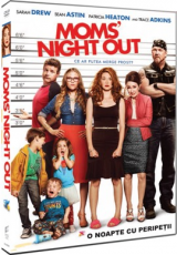 O noapte cu peripetii / Mom's Night Out - DVD