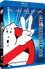 Vanatorii de fantome II / Ghostbusters II (1989) - BLU-RAY