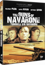 Tunurile din Navarone / The Guns of Navarone - DVD
