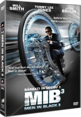 Barbati in Negru 3 / Men In Black 3 - DVD