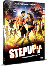 Dansul Dragostei: Batalia Starurilor / Step Up: All In - DVD