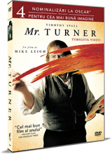Tumultul Vietii / Mr. Turner - DVD