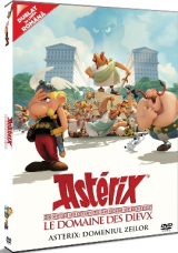 Asterix: Domeniul Zeilor / Asterix: Le domaine des Dieux - DVD