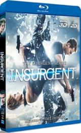Insurgent - BLU-RAY 2D+3D