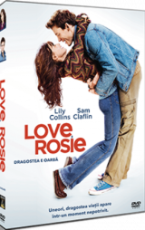 Dragostea e oarba / Love Rosie - DVD
