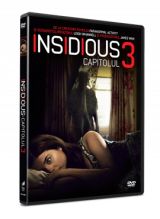Insidious: Capitolul 3 / Insidious: Chapter 3 - DVD